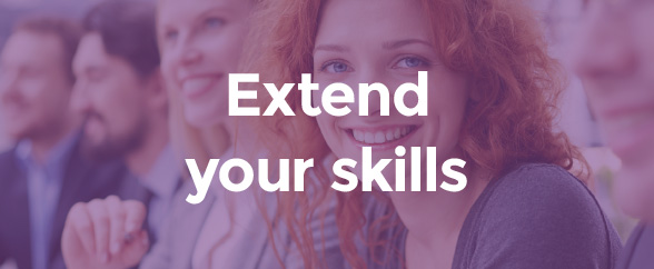 Extend your skills